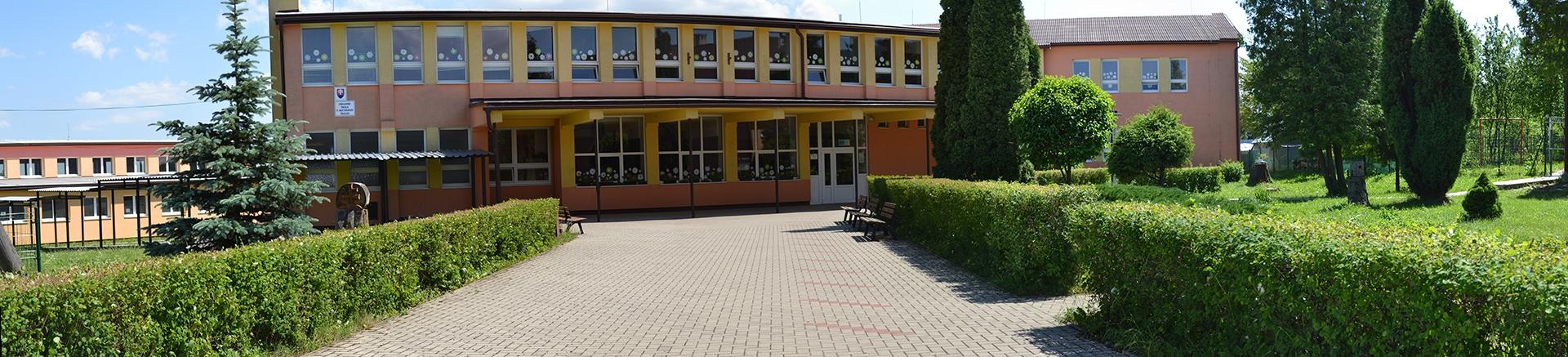 Základná škola s materskou školu Hertník